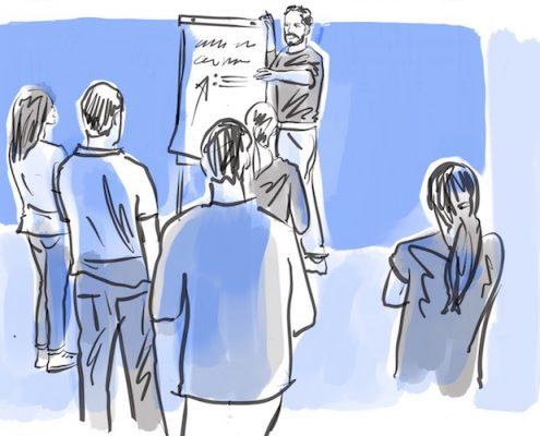 Kennismakingsworkshop activerende werkvormen